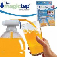 Quality Electric Small Kitchen Tools Plastic Automatic Drink Dispenser For Milk Juice for sale