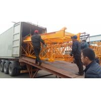 QTZ63 TC5013 Tower Crane Peng Cheng Brand with remote control and all spare parts and aftersale service top quality