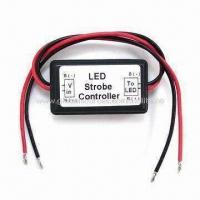 China LED Strobe Controller for Indicator LED Bulb/LED Light, Easy to Install and Waterproof on sale