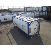 Quality 26000L ISO Tank Container 4 Bar Working Pressure 6 Bar Testing Pressure for sale