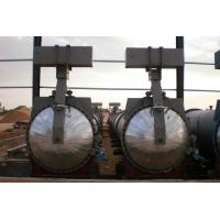 China AAC Chemical Autoclave with saturated steam and condensed water with high pressure and temperature on sale