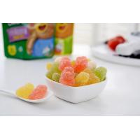 Quality Bear Shape Sugar Free Xylitol Gelatin Multivitamins Gummy For Daily Vitamins Supplement for sale