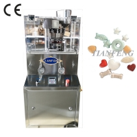 Quality 1.5KW SS304 Pharmaceutical Tablet Making Machine 40KN for sale