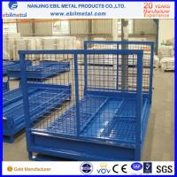 ISO / CE Qualified Stackable Steel Wire Box with Cheap Price from Chinese