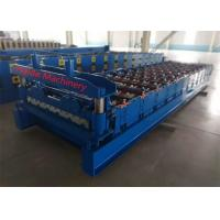 Quality 15 Rows Steel Roofing Rolling Machine Wall Sheet Panel Roll Forming Machine for sale