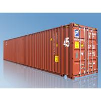 Quality ISO 45ft Standard Shipping Container , Full Access / Swing Door Container for sale