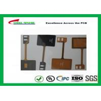 China Quick Turn PCB Prototypes FPC  with Surface Treatment - Ni / Au ENIG Polyimide high Tg polyimide on sale