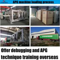 Quality China best supplier apg clamping machine for high voltage instrument transformer for sale