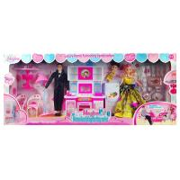 China Fashional Dream Party,Barbie sets for girls on sale