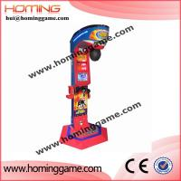 Quality boxing vending machine / Coin Operated Redemption Arcade Game Machine for wholesales(hui@hominggame.com) for sale