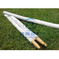 China Eco - Friendly Foam Fruit Net EPE Foam Sleeve Protective For Vegetables on sale