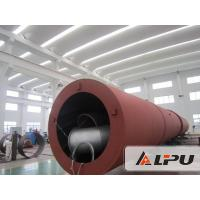 Quality Energy Saving and High Efficiency Rotating Kiln for Lime Production Line for sale