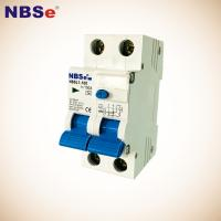 NBSe 2 Pole Residual Current Circuit Breaker NBSL1-100 Series Small Volume