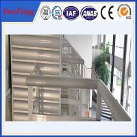 Quality 6063T-5 aluminium extrusiom profile,aluminium handrail made in china wholesale for sale