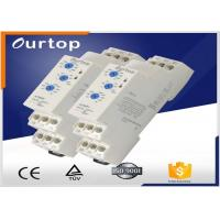 Quality Green Led Multifunction Time Relay 24~240VAC / DC 50-60HZ 5A Rated Current AC1 for sale