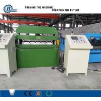 Buy cheap Steel Trapezoidal Profile Metal Roofing Roll Forming Machine With 3 Stands from wholesalers