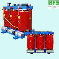 China Cast Dry Type Electrical Epoxy Resin Transformer High Frequency Explosion Proof on sale