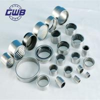 Quality Different bearing sizes of flat cage needle roller bearings for sale