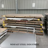 Quality POSCO  409L / 409 Stainless Steel Sheet Cold Rolled 2440mm Length 2D Surface for sale