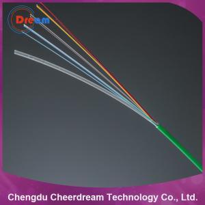 Quality 2 Core 1.15mm O.D. SM/MM Air Blown Fiber Unit for FTTH for sale