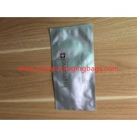Quality Bronzing White Aluminium Foil Bag For Vanilla ,  Seeds ,  Coffee And Powder for sale