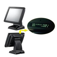 Buy cheap Cash Register All In One Pos Terminal 15 Inch J1900 I3 I5 Motherboard With from wholesalers