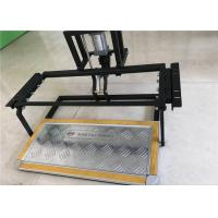 Quality Pneumatic Plastic Front Door Step Plate 100% Performance Test For Van And Coach for sale