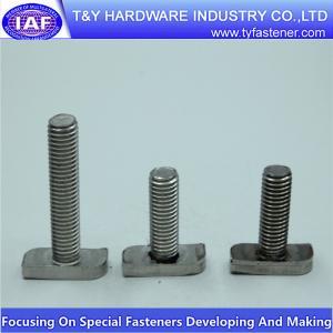 Quality China manufacturer Gr b8m t slot bolt for sale