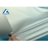Buy cheap GSM 100g Elastic Nonwoven For Diaper Making , Non Woven Medical Fabric Of Diaper from wholesalers