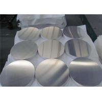 Buy 8011 Grade Round Aluminum Plate Deep Punching For Cosmetic Case at wholesale prices