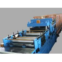 Quality Quickly Change CZ Purlin Roll Forming Machine For 1.5 - 3.0mm Steel CZ Purlin Truss for sale