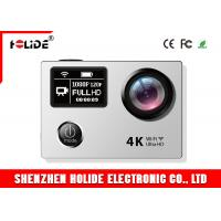 China 1080P 30fps Fluent HD Sports Action Camera 320*240 Pixel High Resolution on sale