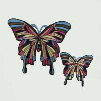 Quality Factory price high quality woven patch sequin patch or embroidery patch for jeans for sale