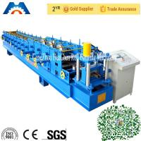 Quality Quality Control Steel C Channel Cold Roll Forming Machine for Philippine for sale