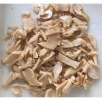 Quality Factory Price Chinese Fresh Canned Mushroom Slices in Brine for sale