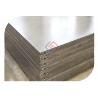 Quality carbon aluminium stainless steel heating platens for Hydraulic thermal laminator for sale