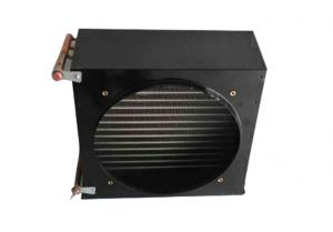 China 5mm Spacing Copper Tube 6.6kw Freon Ac Condensing Unit on sale