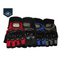 Quality Full Size Aftermarket Riding Accessories Half Finger Summer Motorcycle Gloves for sale
