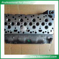 Quality Assy SDe4.5 4929283 Diesel Engine Cylinder Head / Automotive Cylinder Heads for sale