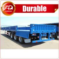 Quality Container transport side wall semi trailer / curtain side trailer for sale for sale