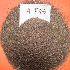 Quality Brown fused aluminum oxide BFA FEPA F24,F30,F36,F46,F60 for sale