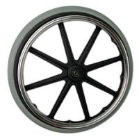 Buy cheap Wheelchair rim and tires from wholesalers