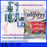 Quality 380v/50Hz Automatic Food Vertical Packing Machine made in China for sale