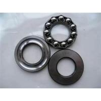 China Stainless steel thrust metal ball bearings applications supplier assembly distributors on sale