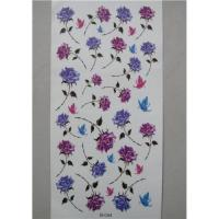 Quality Flower Tattoo Sticker for sale