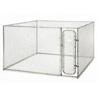 Quality Custom Made Chain Link Dog Kennel Large Dog Runs 13 X 13 X 6