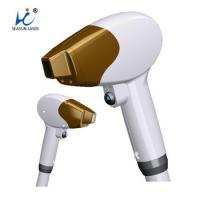 Buy High Power Triple Wavelength Diode Laser Hair Removal Tool High Speed Handpiece at wholesale prices