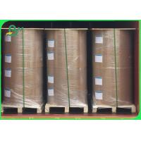 Quality FSC Mirror Finish Cast Coated Paper 230gsm High End Packaging Printing Paper for sale