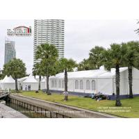 Buy cheap 400 People Transparent Outdoor Party Tents For Trade Show And Warehouse from wholesalers