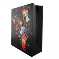 Quality Paper Material and Accept Custom Order paper bags for christmas gifts for sale